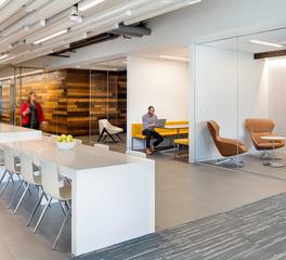 Exelon Headquarters Tate Raised Access Floor System Modern Office Design