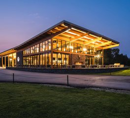Falcon Lake Golf Course Clubhouse 1