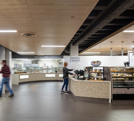Federated Insurance Cafeteria Benike Construction