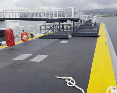 Feeney Inc USS Arizona Memorial Dock Replacement ...