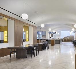 fellert Museum of Contemporary Art Chicago corridor