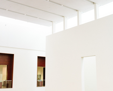 Fellert's Even Better Silk was the perfect chic addition to the Utah Museum of Fine Arts.
