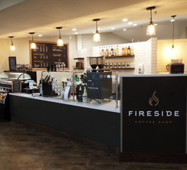 Fireside Restaurant Dras Cases