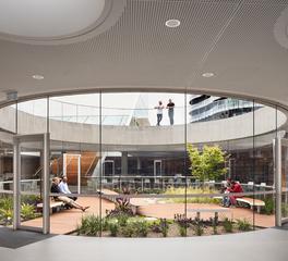 Fluxwerx Portal Recessed Gallery Library Terrarium