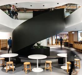 Fluxwerx Portal Surface Gallery Office Multi Floor Staircase