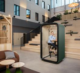 Framery One Versatile Office Wide Meeting Room Pod