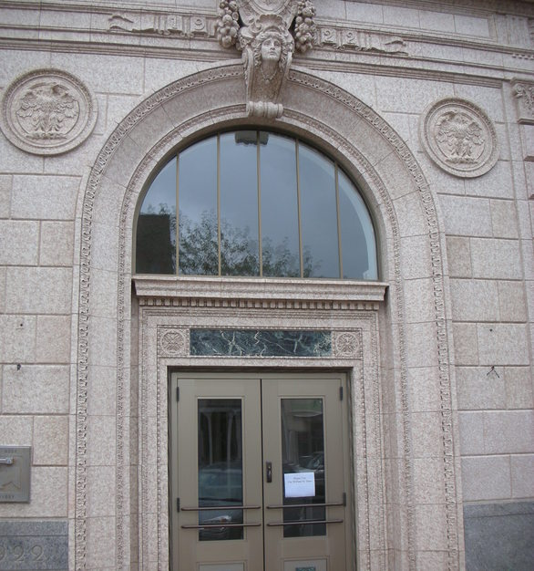 The historical restoration of the former Freeborn Bank Building and the adjacent Jacobsen Building transformed the two historical buildings into mixed-use commercial and residential space.