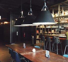 Front Bar: Coffee & Drinks | Steppenwolf Theatre