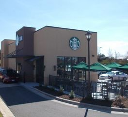 fullerton building systems Starbuck s - Knightdale, NC