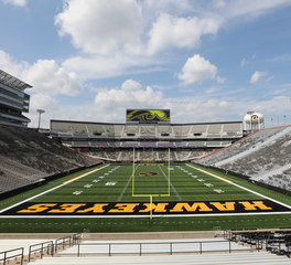 Gage Brothers Kinnick Stadium North End Zone Renovations Stadium Design