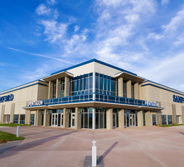 Gage Brothers Sanford Pentagon Healthcare Building Exterior Design
