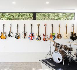 garage music room tamlyn
