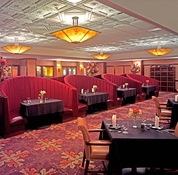 Gasser Chair Company manufactured the seating found at Firelake Grand Casino in Shawnee, OK.