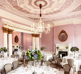 Gasser Chair The Shelbourne Dublin Elegant Banquet Hall Seating Design