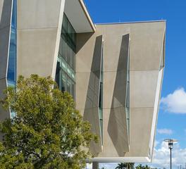 Gate Precast FIU Student Academics Miami Florida Exterior Precast Concrete Panels