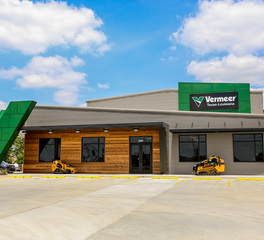 Gator Millworks Vermeer Texas Baton Rouge Louisiana Exterior Finish