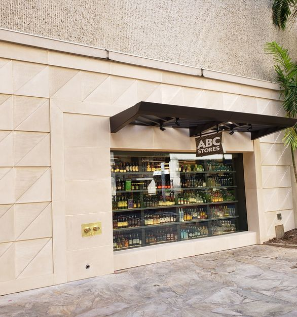 GC Products manufactured the custom Glass Fiber Reinforced Cement (GFRC) tiles, window sill, and trims for the renovation of the ABC Store at the Royal Hawaiian in Waikiki, HI.