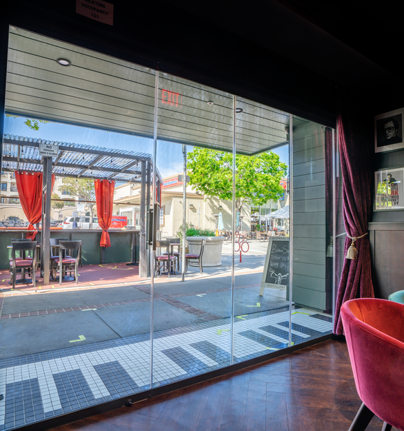 Whether creating an al fresco dining experience or attracting the attention of window shoppers, Cover Glass USA's folding glass doors can add a valuable and dramatic design element your customers will love.