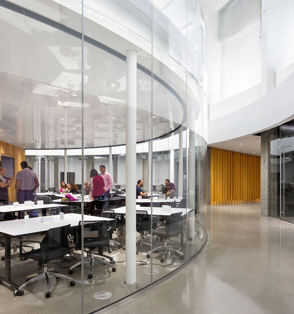 TemperShield® can be used for internal partitioning, stair and atrium balustrades, skylights, frameless doors, and glass floors; to name just a few of its applications.