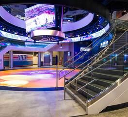 Glasshape NBA Experience Disney Orlando Florida