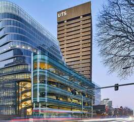 Glasshape UTS Central Technology Office Building Exterior Glass Facade