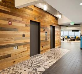 Goodwin Company Visit Tampa Bay Elevator Lobby