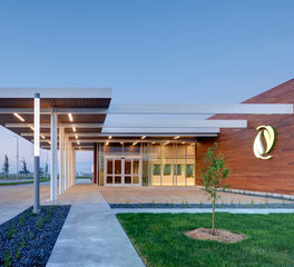 Graham Construction Story County Medical Center Clinic and Rehab Services Addition  1