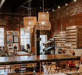 Granicrete Smith Trade Mercantile Retail interior