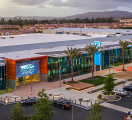 Great Park Ice Exterior Full Building