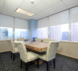 Grindstone Construction Services Marketing Edge Group Small Conference Room