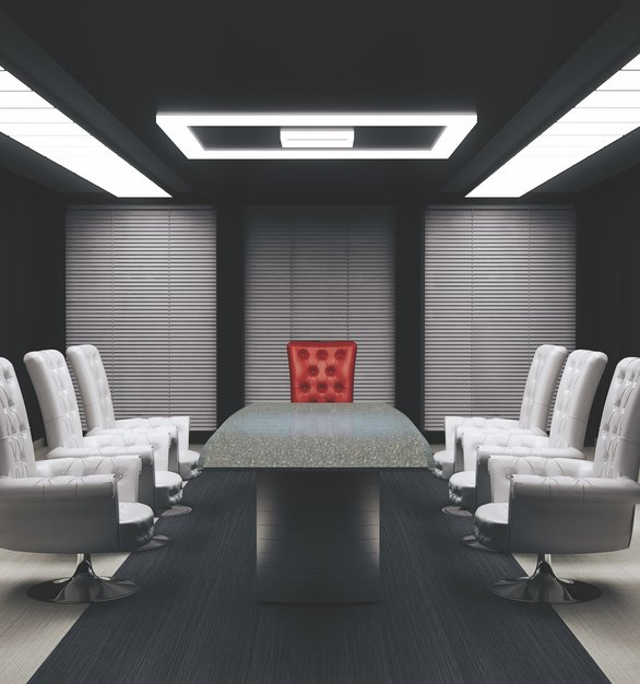 Create a unique meeting room interior by using Hanex solid surface materials. With a variety of types and styles to choose from, you'll be sure to find what you need.