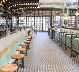 HanStone Quartz Hospitality Bar Countertop
