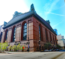 Harold Washington Children's Library | Chicago, IL