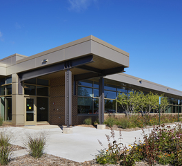 HCM Architects Washington County Public Works Minnesota Hagen Christensen Mcllwain Exterior Entry