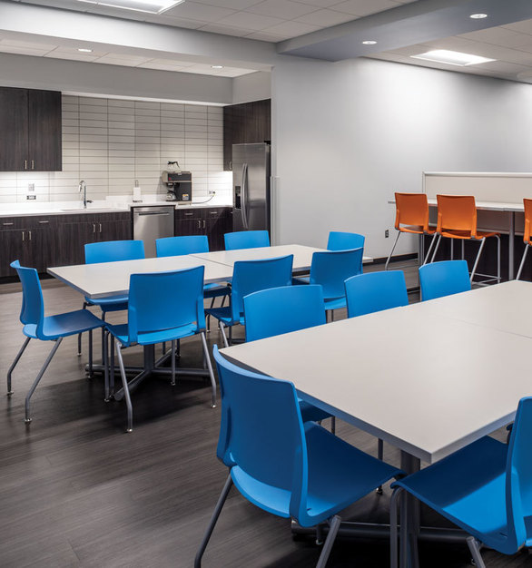 Upgrading to LED lighting has never been easier. By utilizing the existing housing and electrical connection, Williams retrofit kits can be easily installed in a matter of minutes and without disturbing the ceiling plenum.