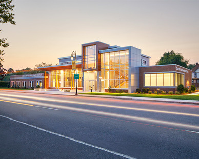 American International College, Springfield, MA. Architects & Design-Build Firm: Phase Zero Design