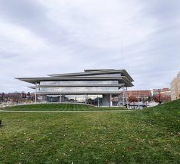 Heartland Companies Krause Gateway Center Des Moines Iowa Exterior