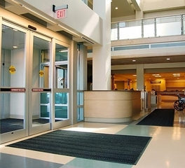 Heartland mercy Hospital ER entrance
