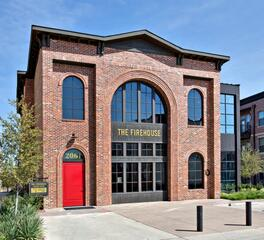 Hensley Lamkin Rachel Brick Yard Building Exterior