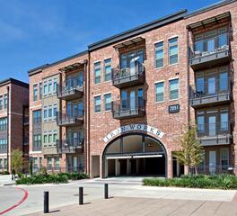 Hensley Lamkin Rachel Brick Yard Building Exterior Design