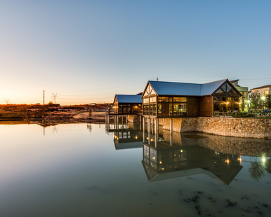 The Boat House offers a unique living experience where you really can have it all, by Hensley Lamkin Rachel.
