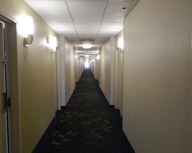 Candlewood Suites took the comfort of their short and long term guests in mind when they created this hotel.  They worked with QuietRock by Pabco Gypsum to help with noise control.  They used the EZ-SNAP drywall that delivers high acoustic performance, but with improved workability to speed up the installation process.