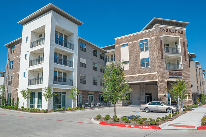 Overture is a unique community for 55+ active living with resort-inspired amenities and services in Plano, TX.