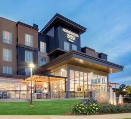 Homewood Suites Hospitality Design exterior