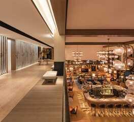 Hospitality Design, Hotel Lighting, Hotel Cooridor