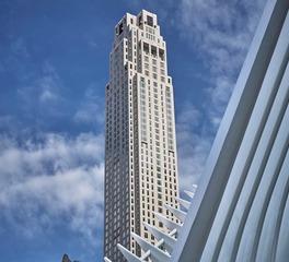 Infiniti Drain Four Seasons Hotel New York Downtown Exterior