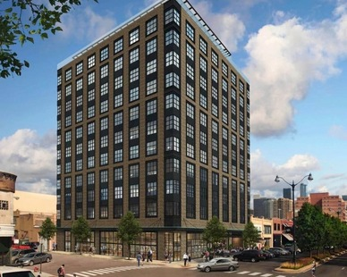Nobu Hotel Chicago, opening July 2020, will be a staple to the West Loop of Chicago.