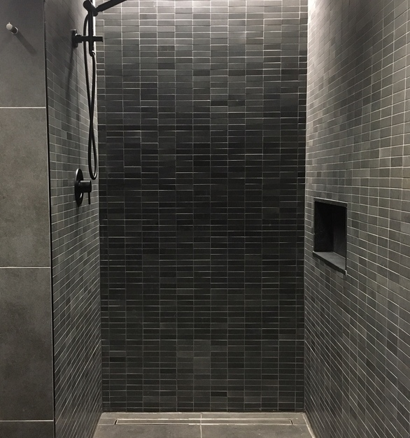 The Rocket Mortgage Fieldhouse, previously knows as the Quicken Loans Arena showcases Infinity Drain's linear drains in their bathrooms and showers.
