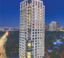 Infinity Drain Beverly West Luxurious Condominium Complex Exterior