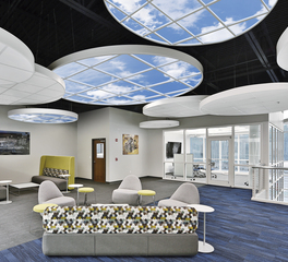 INFINITY SkyCeiling - Office Break Lounge